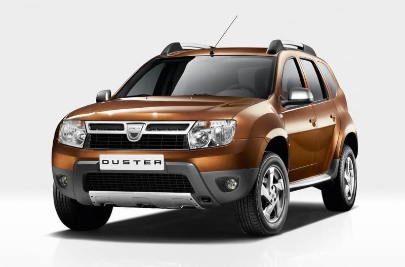 Dacia Duster: levné SUV z Rumunska odhaleno