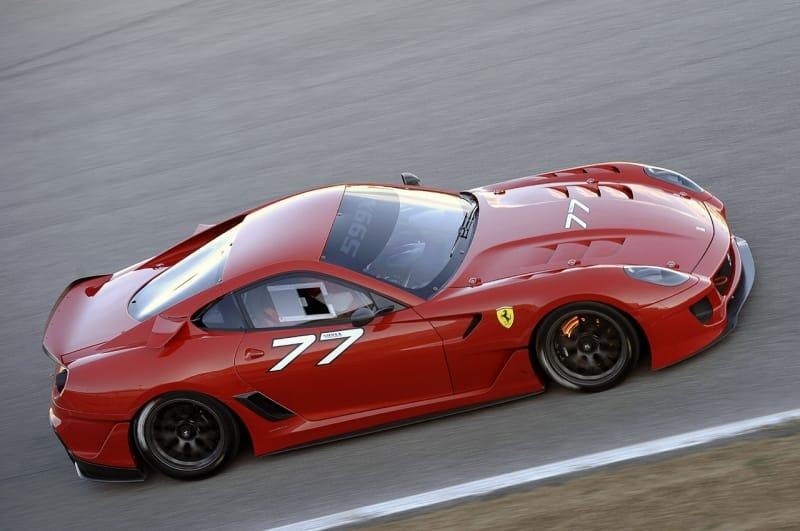 VIDEO: Felipe Massa prohnal Ferrari 599XX po okruhu
