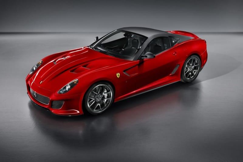 Ferrari 599 GTO: nejrychlejší ze všech