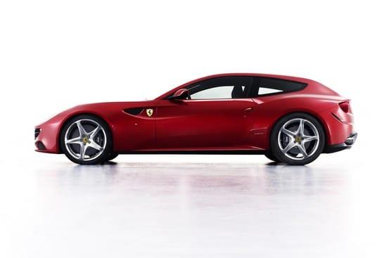 Ferrari FF: první model s pohonem všech kol!