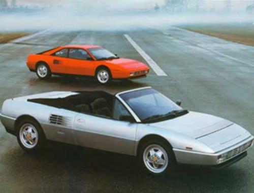 Před dvaceti lety: Ferrari představuje model Mondial T