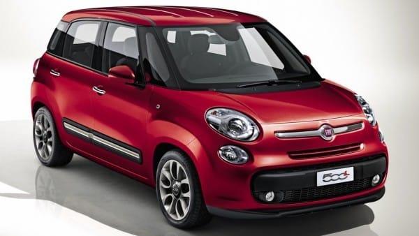 Ženeva 2012: Fiat 500L aneb pětistovka combi