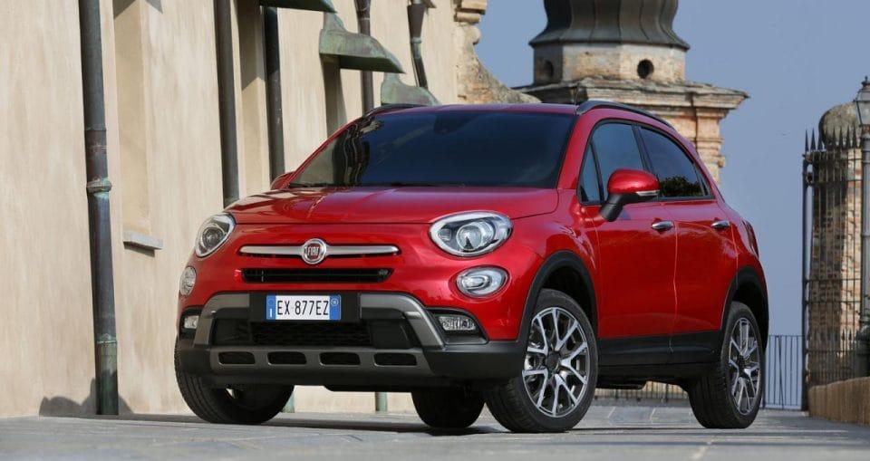 Fiat 500X je v Česku, koupíte ho od 348 tisíc korun