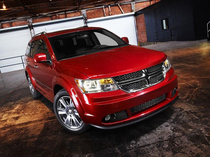 Fiat Freemont: evropská inkarnace amerického Dodge Journey