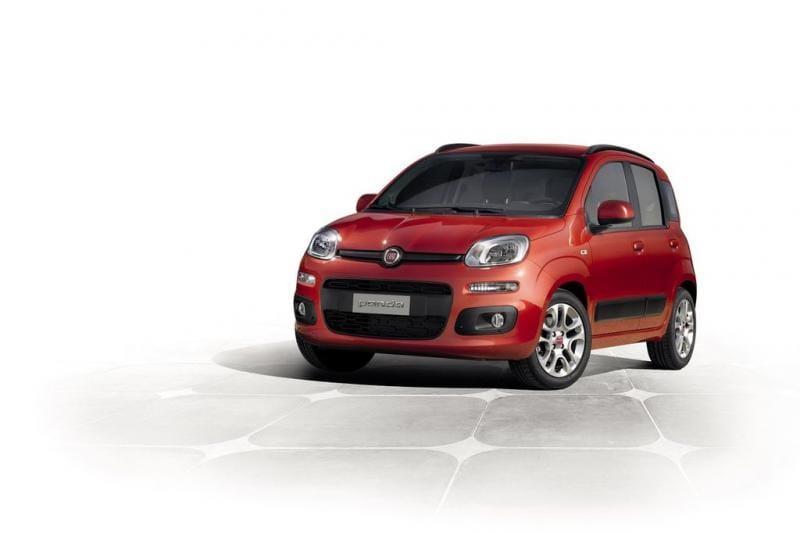 Fiat Panda třetí generace: všechny podrobnosti
