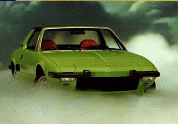 "Před dvaceti lety: Fiat X1/9 – ""baby Ferrari"""