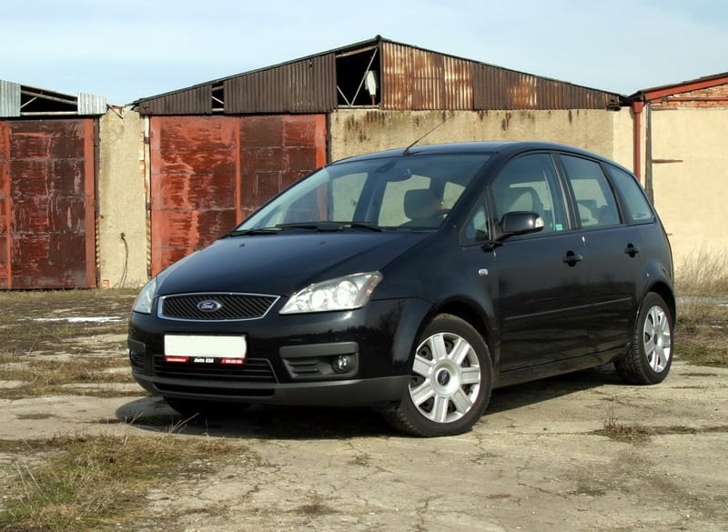 Test ojetiny: Ford Focus C-Max 2.0 TDCi (2003)