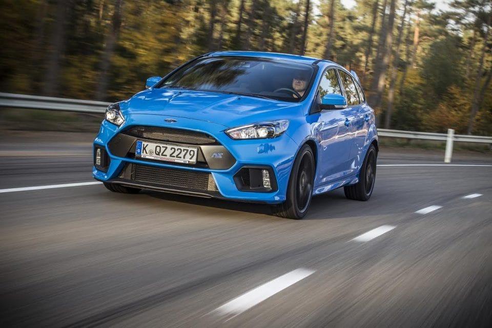 Ford slibuje 12 sportovních modelů do roku 2020. Focus RS už se vyrábí