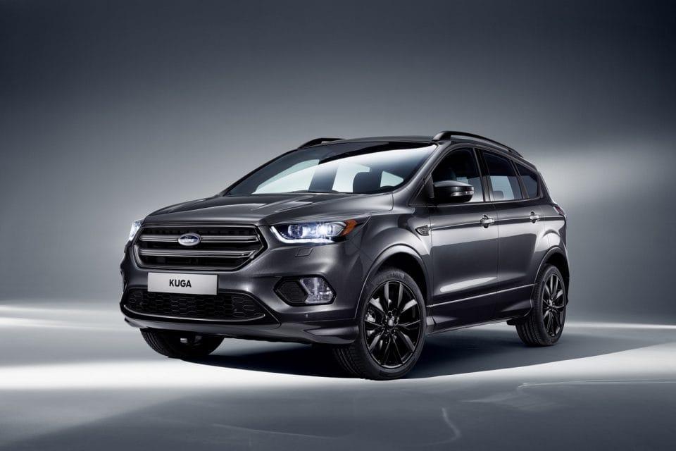 Ženeva 2016: Ford Kuga dostal facelift, vypadá líp a má diesel 1.5 TDCI