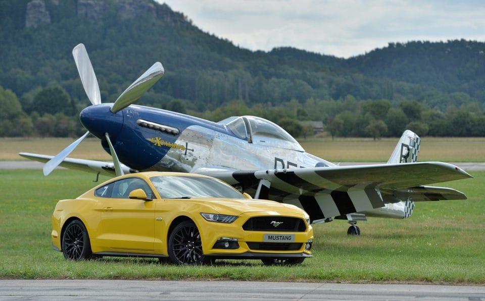 Nejprodávanější sportovní kupé na světě: Ford Mustang