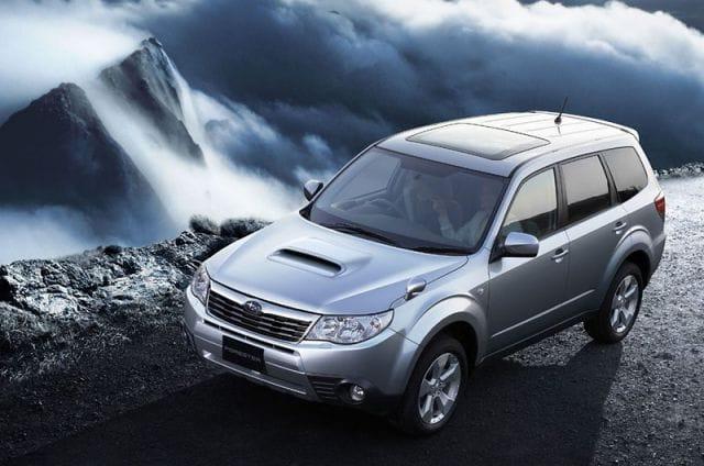 Nové Subaru Forester vyrostlo do SUV