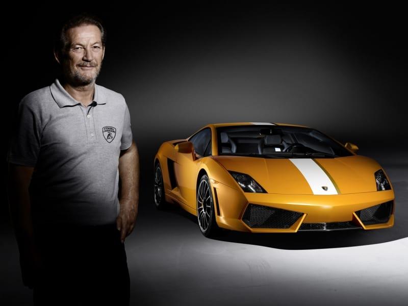 Lamborghini Gallardo LP 550-2 Valentino Balboni: oficiálně