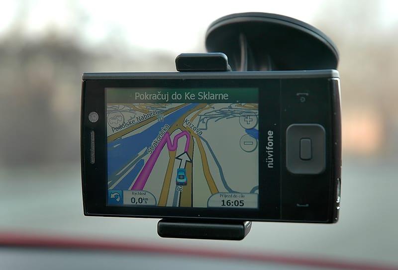 Garmin-Asus Nüvifone M20: otázka priorit