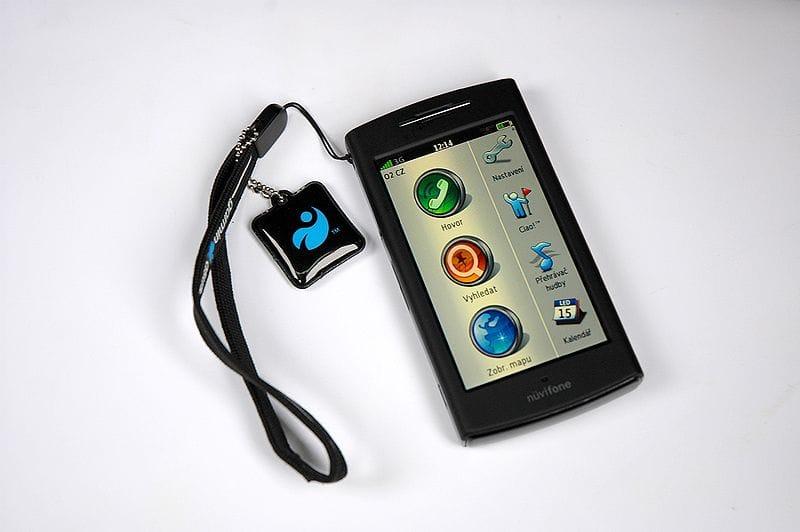 Garmin-Asus Nüvifone G60: telefon nebo navigace?