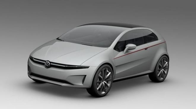 Giugiaro pro Volkswagen: unikla porce italského designu