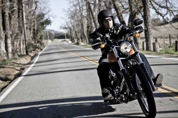 Harley-Davidson představil speciální model Blackline