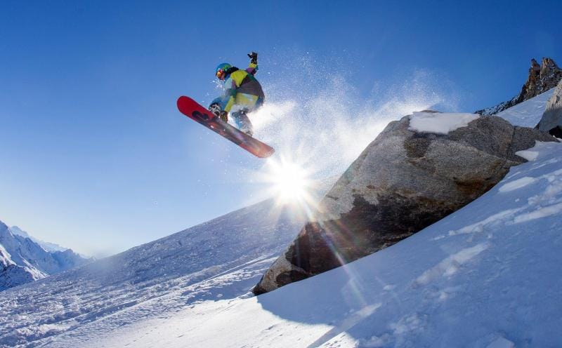 Cesta do Rakouska autem na lyže: rady a tipy