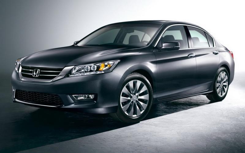 Nová Honda Accord zatím pro USA: sedan i kupé na fotkách