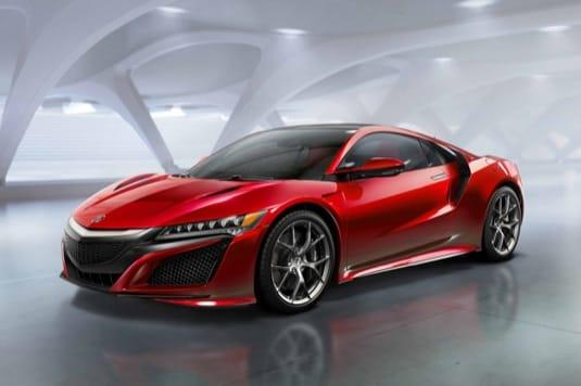 Honda Acura NSX: hybridní supersport ještě letos