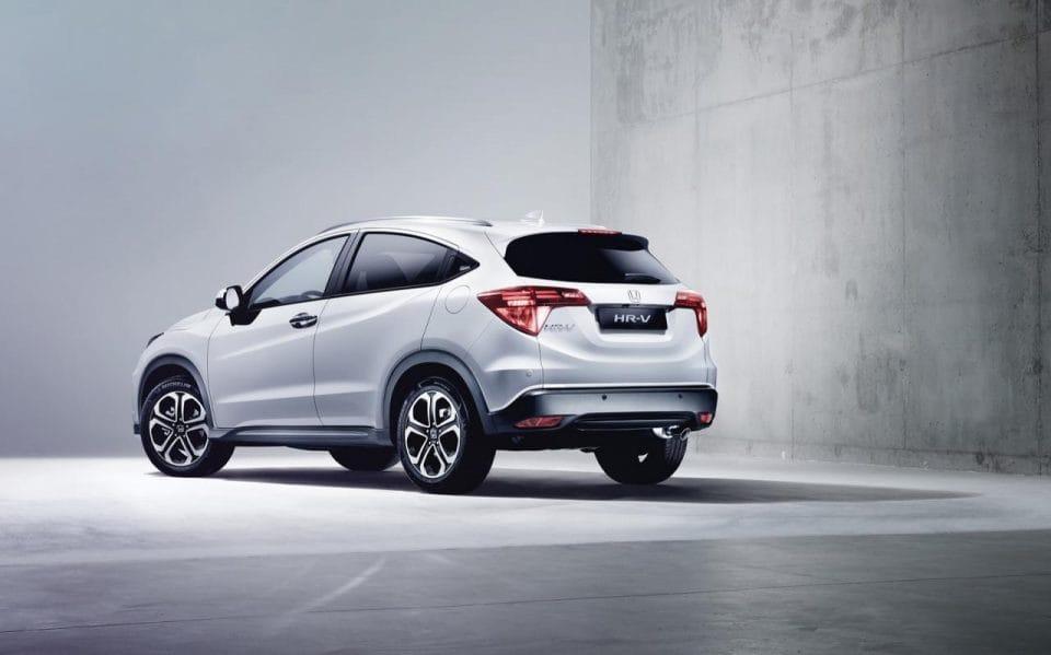 Honda HR-V: japonský Vezel míří do Evropy