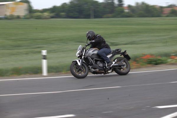 Honda NC700S: nový styl