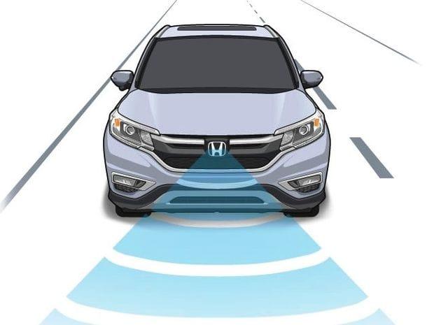 Honda představila tempomat, který předvídá budoucnost