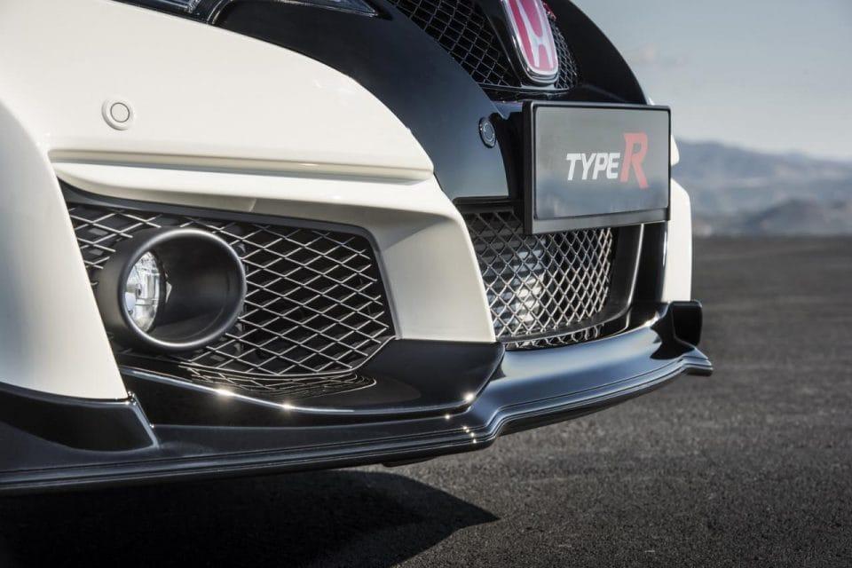 Nová Honda Civic Type R zvládne maximálku 270 km/h