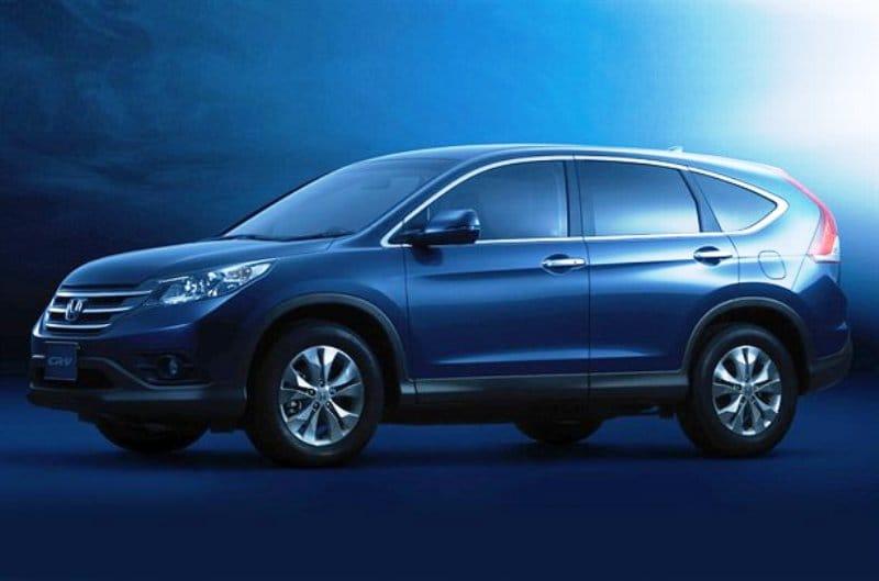 Nová Honda CR-V: čtvrtá generace oficiálně