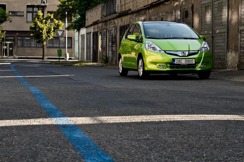 Honda Jazz 1.3 IMA Hybrid: se zelenou duší