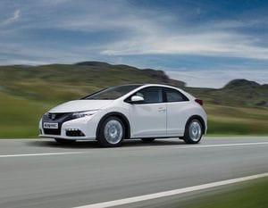 Honda chystá nové motory. Civic dostane naftovou 1.6 i-DTEC