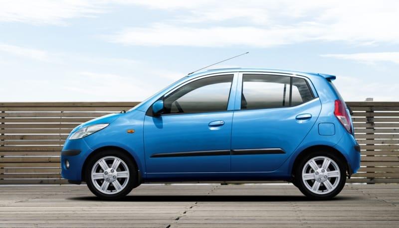 Představujeme: Hyundai i10
