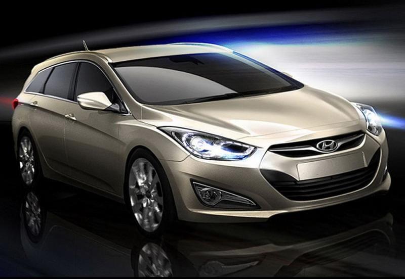 Hyundai i40 poprvé