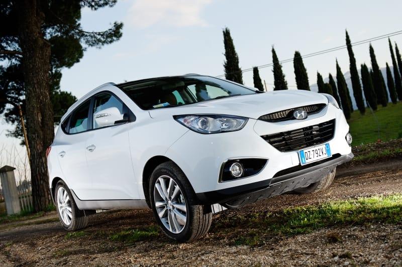 Hyundai ix35: první statické dojmy z představení nástupce Tusconu