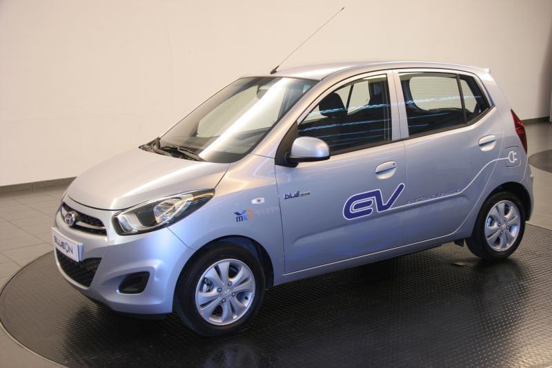 Hyundai BlueOn: chytrý elektromobil z Koreje