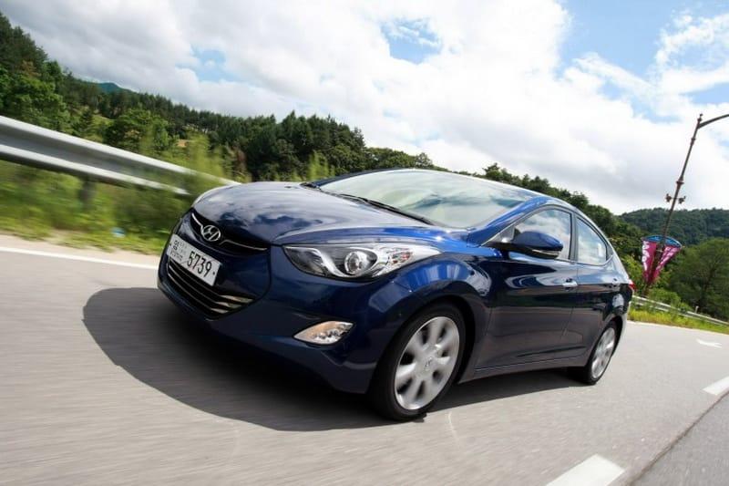 Hyundai Elantra se začal prodávat, v Česku až příští rok