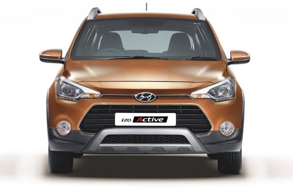 """Hyundai i20 Active: """"terénní"""" verze pro Indii"""
