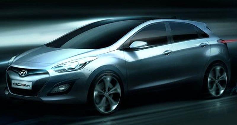 Nový Hyundai i30 se začíná odhalovat. Přijde už příští rok
