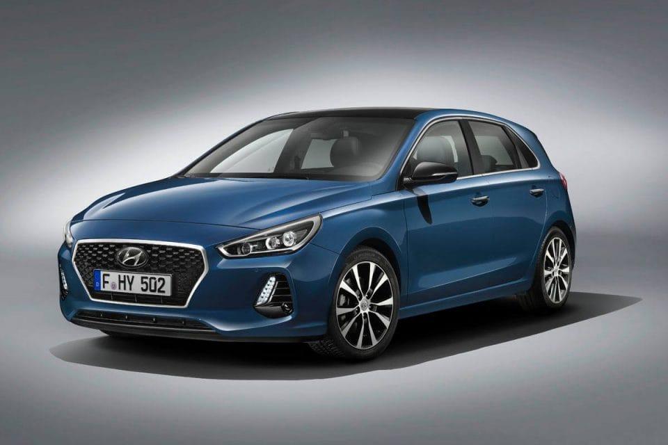 Třetí generace korejského příběhu: takhle vypadá nový Hyundai i30