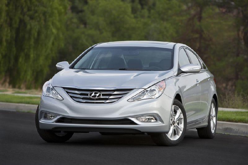 Hyundai Sonata: novinka vstoupila na americký trh