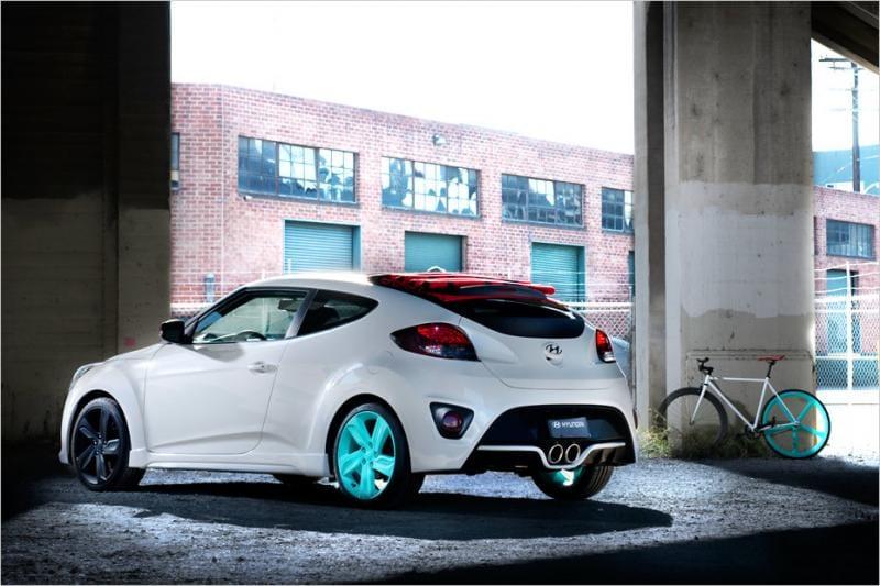 Hyundai Veloster C3 Roll Top Concept: Cabrio a PickUp v jednom