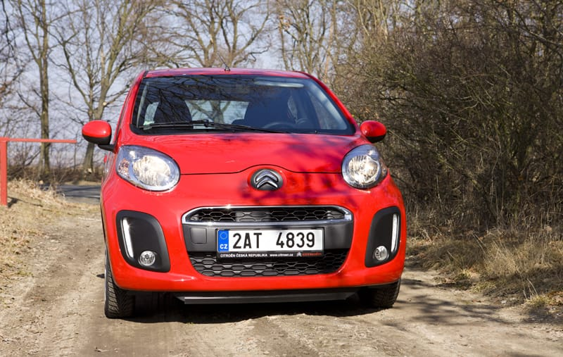 Nový Citroën C1: představení a první dojmy