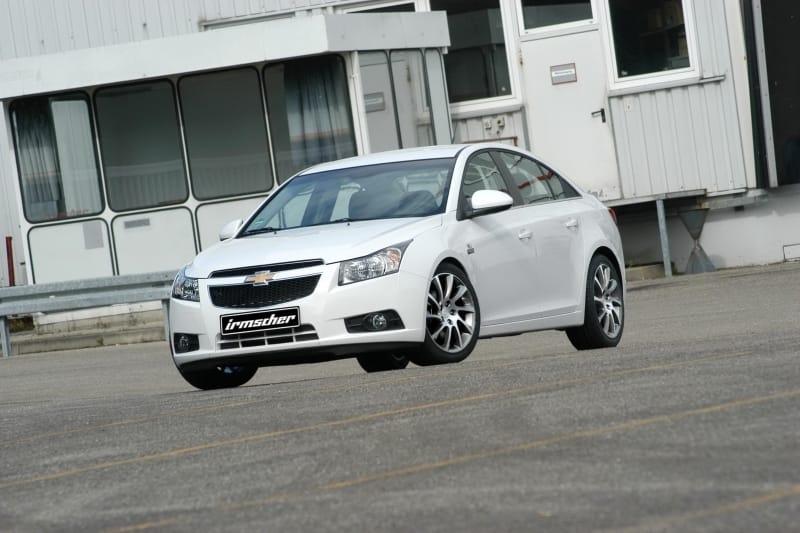 Chevrolet Cruze: Irmscher si vzal do parády kompaktní sedan