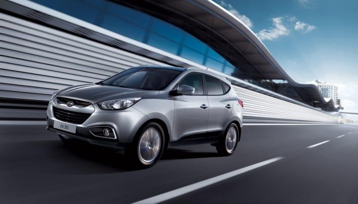 Hyundai se raduje. Nový model ix35 se prodává lépe, než čekal
