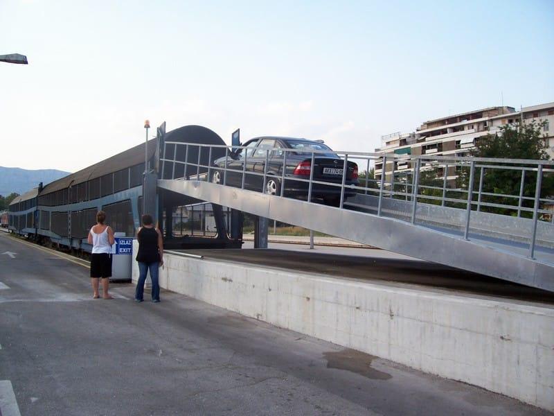 Autovlakem do Chorvatska: otestovali jsme Rychlík Jadran