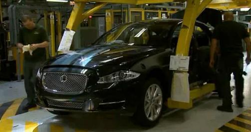 Jaguar a Land Rover: všechny nové modely budou z hliníku