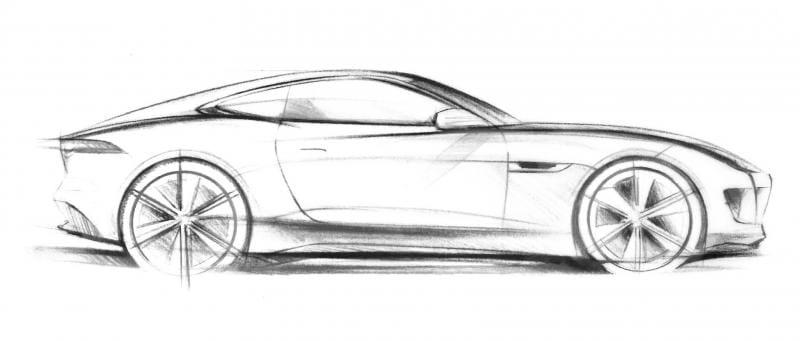 Jaguar C-X16: sportovní koncept se představí ve Frankfurtu