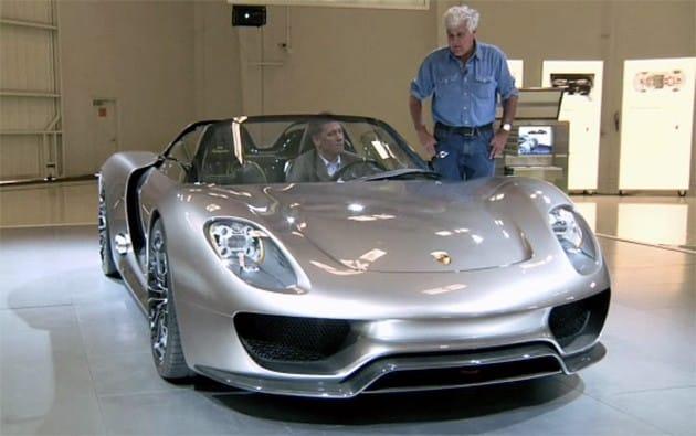 VIDEO: Porsche 918 Spyder zaparkovalo v garáži Jaye Lena