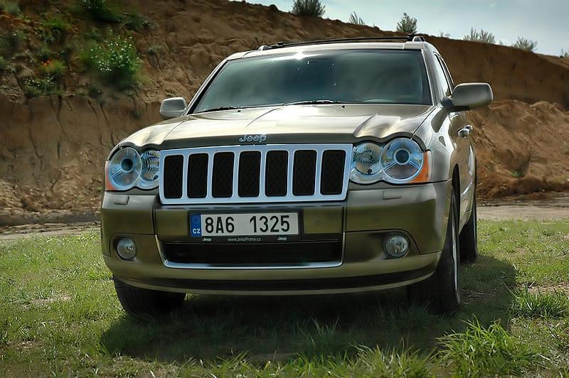 Jeep Grand Cherokee 3.0 CRD: útok na Evropu