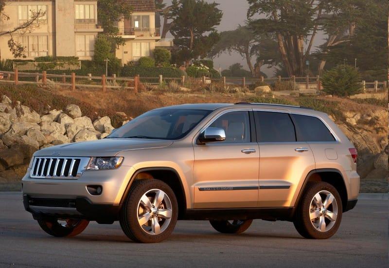 Jeep Grand Cherokee: nová generace byla odhalena