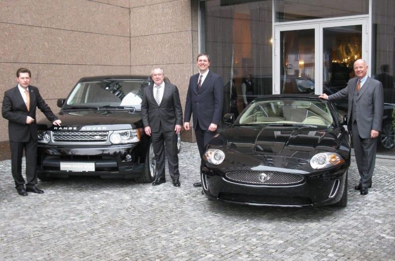 Jaguar a Land Rover dostaly nové zastoupení pro Český trh